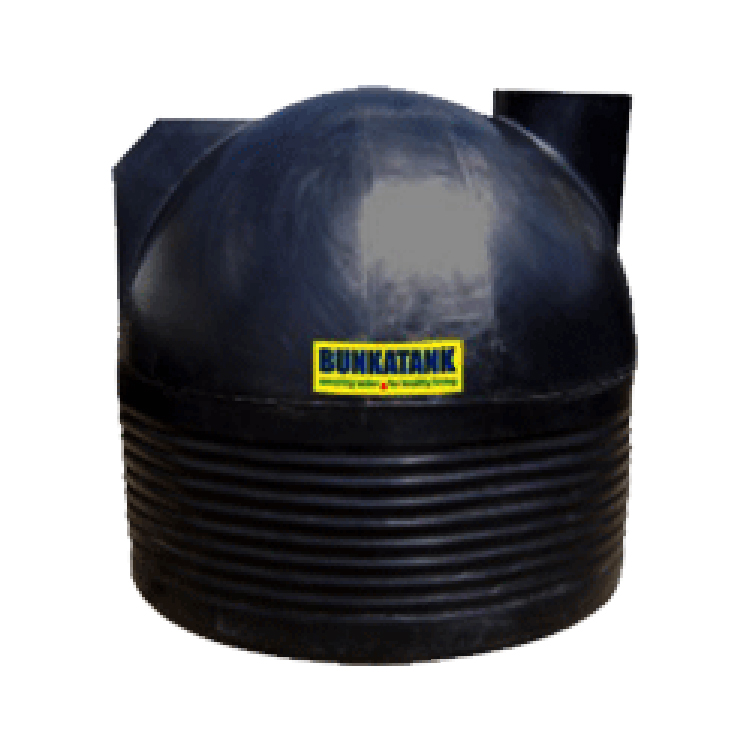 Cylindrical/ Dome Top Tanks - Bunkatank available-in