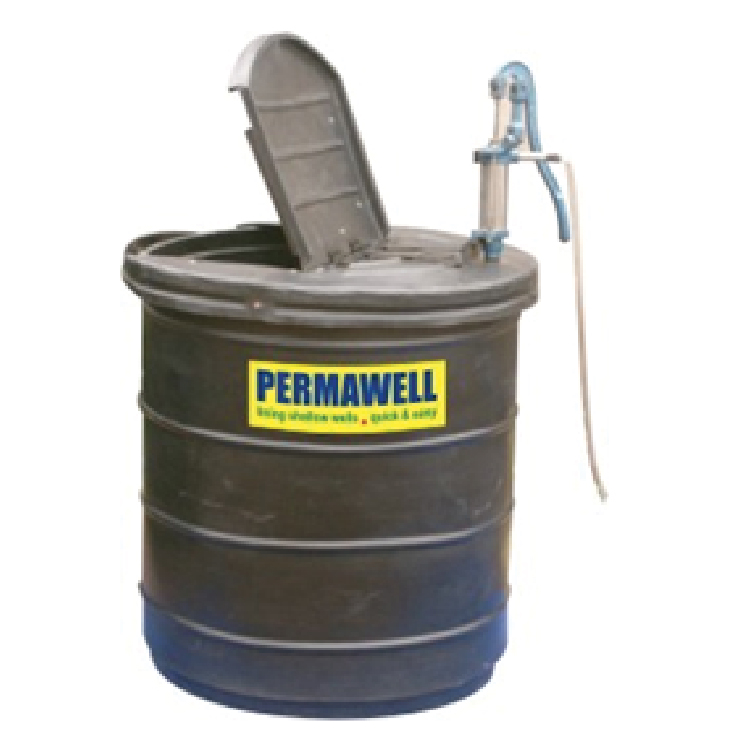 Permawell available-in